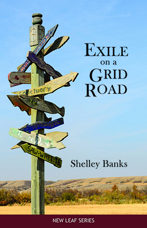 Exile on a Grid Road: Poetry collection by Shelley Banks