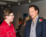 Regina writer Anne McDonald talks to Lawrence Hill